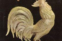 Golden Rooster: Advertising or Art?