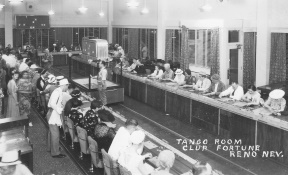 Casino History: It Takes Club Fortune to Tango